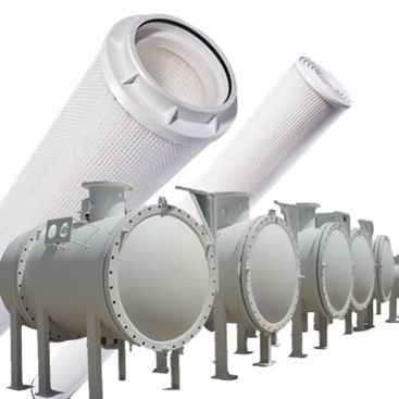 Rizonflow Filter Housing/Filter cartridge