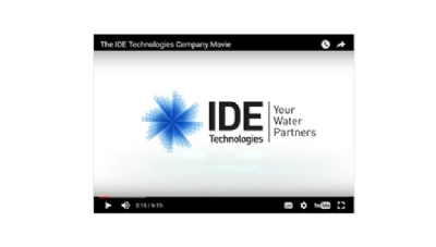 IDE PROGREEN (TM) Clean water without chemicals