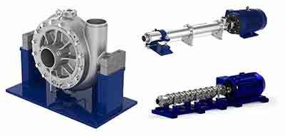 Seawater Reverse Osmosis Pumps
