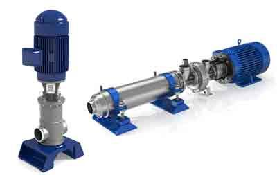 Brackish Water Reverse Osmosis Pumps