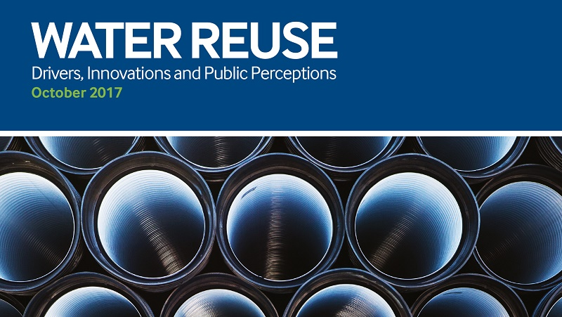 Water Reuse - Drivers, Innovations and Public Perceptions - Water. desalination + reuse