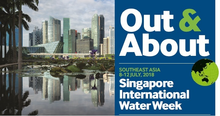Singapore International Water Week - event preview - Water. desalination + reuse