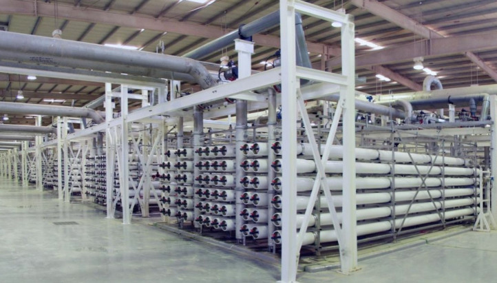 SUEZ's UF and RO membranes support world's largest membrane-based water reuse project in Kuwait