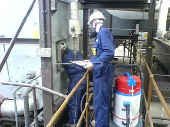 Cooling Tower Chlorination Works