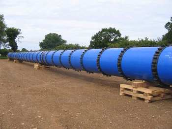 Large Diameter Pipelines