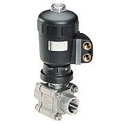 Type 2655 – Quarter-turn ball valve