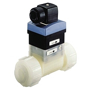 Type 8010 – INLINE-Paddle Flow Switch, On/Off