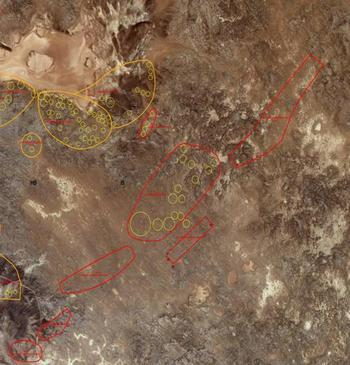 UXO / ERW Satellite Image Assessment and GIS Systems – Libya (EES)
