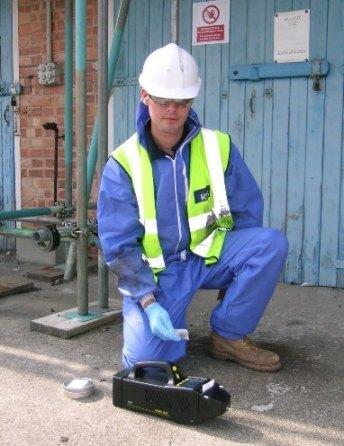 Special contamination – special service (RAD/EES)