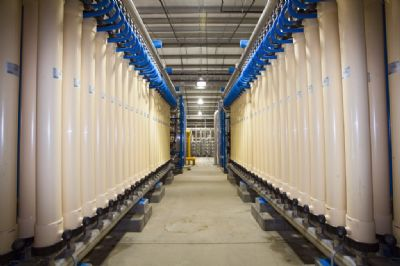 Pall's Ultrafiltration and Microfiltration Membrane Systems for Seawater Pretreatment Before Reverse Osmosis