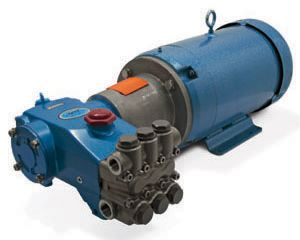 Ultra-Compact Direct-Drive SS Pumps
