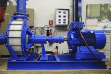 Corrosion Resistant Plastic Centrifugal Pumps