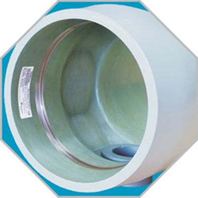 How do you fit flat surface into a circular membrane housing?