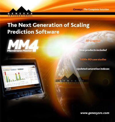 Genesys MM4 Membrane Master Software