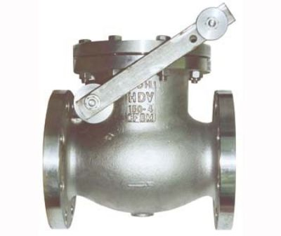 A.R.I. Check Valve with Removable Cover for Desalination