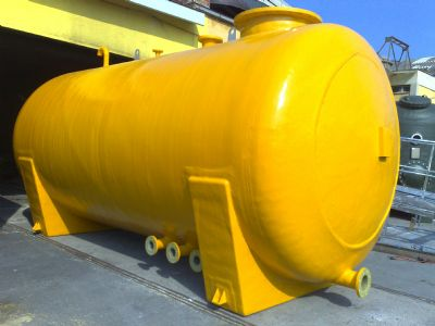 Technol FRP storage tanks