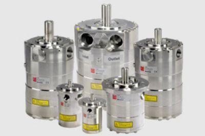 APP high-pressure pumps