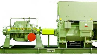 Flowserve High-Pressure Membrane Feed Pumps