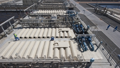 Metito Case Study: Sewage treatment works for Yas Island, Abu Dhabi