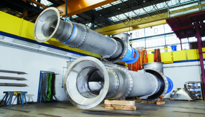 Vertical line shaft pumps