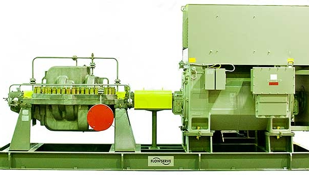 Flowserve High-Pressure Membrane Feed Pumps